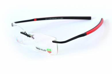 Original Tag Heuer TH0343 Rimless Frame Eyewear