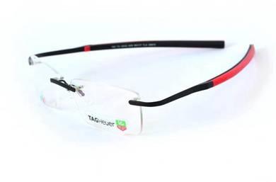 Original Tag Heuer TH0343 Rimless Frame Eyewear