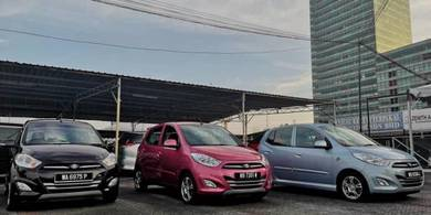 Hyundai I10 1.2 KAPPA COLOURZ EDITION FACELIFT (A)