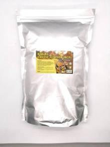 Halal cheese powder (nachos cheese powder)