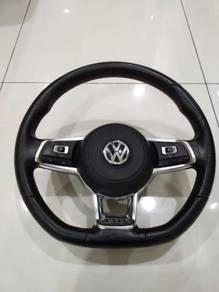 Volkswagen Golf GTI mk7 steering wheel original