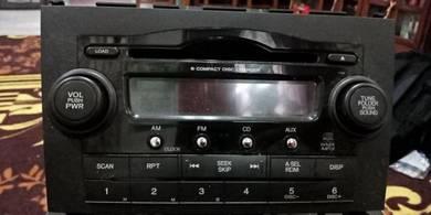 Original Radio & CD Player Honda CRV 2007