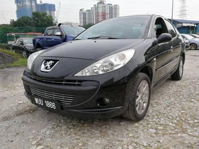 Peugeot 207 1.6 (A)