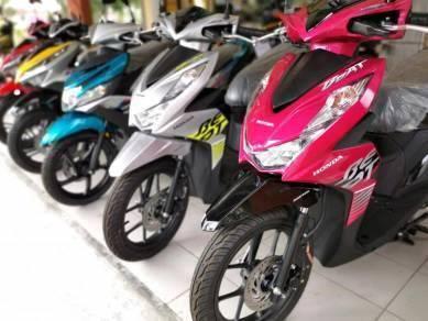 Honda beat scooter