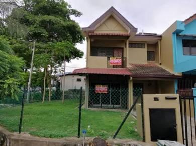 Corner Lot Taman Melati Setapak