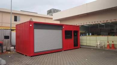Custom Retail Cabin/ Heavy Duty Cabin/ Kedai kabin