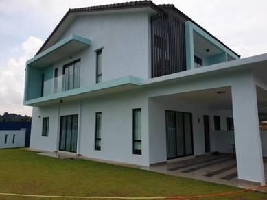 New Launch 2 Storey Terrace House 20x75 4R4B in Dengkil, KLIA
