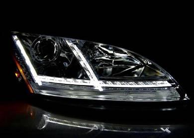 Audi TT MK2 Headlamp tail head lamp light drl led