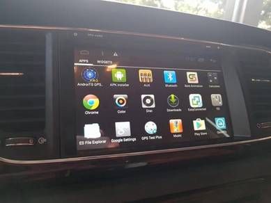 """Kia carnival 15'-19' 9"""" android player"""