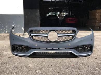 Mercedes Benz w212 E63 AMG Front Bumper
