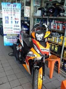 Honda rs150 / rs repsol 150 / rs150 repsol / rs150