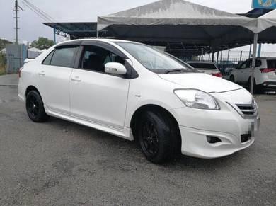2013 Toyota VIOS 1.5 E ENHANCED (A)