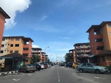 Pasir Gudang Cendana Flat For CHINESE BUYER Only 5 Floor Near Masai