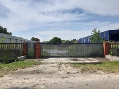 Vacant industrial land, Zarib Pengkalan, Ipoh