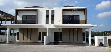 New Modern Design 2sty Semi D Gated&Guard Lifestyle Temerloh Mentakab