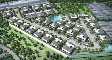 Industrial Land, Asta Industrial Park Kajang