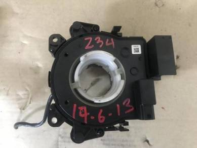 No 14-6-13 Fairlady Z34 370Z Clock Spring Jpn