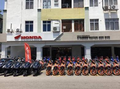 Honda RS RS150 150 (Free Apply) Easy Approved
