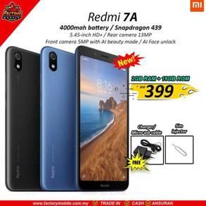 Xiaomi Redmi 7A Msia Set