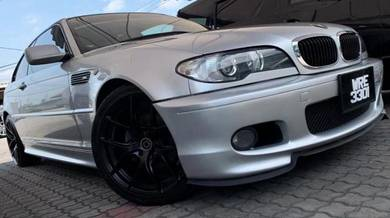 BMW 318Ci M-Sport Coupe Sunroof 2 door Facelift