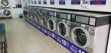 24 hour Self Service Coin Laundry