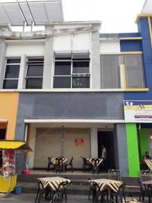 BELOW MARKET VALUE Double Storey Shoplot at Bandar Laguna Merbok