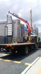 Lorry Crane Transport Services