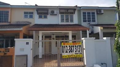 Nett Price 100% Loan -2 Storey House at Saujana Puchong