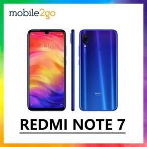 Xiaomi Redmi Note 7 [4GB RAM/64GB ROM]Ori Set Msia