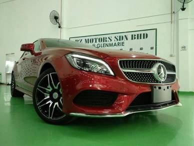 2015 Mercedes Benz CLS400 (A) 3.0 AMG 4 YEARS WTY
