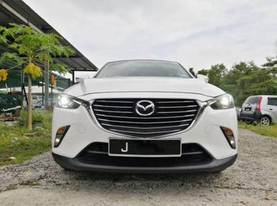 2016 Mazda CX-3 2.0 2WD SKYACTIV (A)