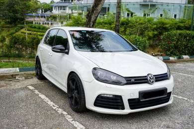 Volkswagen GOLF 2.0 R full service tiptop