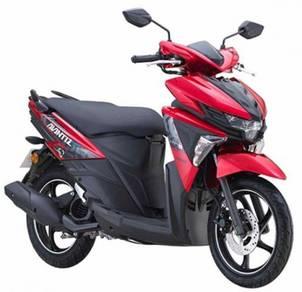 Yamaha ego avantiz 125cc (PROMOSI)