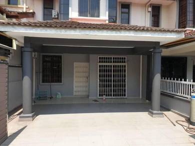 BANDAR SERI ALAM, Double Storey For Rent, Nearby Tescol