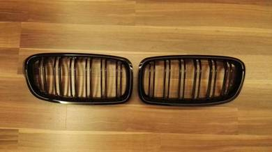BMW F30 M3 Gloss Black Grille Grill Made in Taiwan