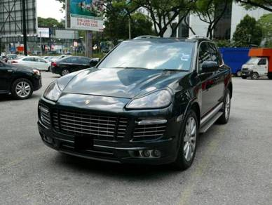 Porsche CAYENNE 4.8 S 957 V8 Single Digit Wilayah