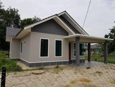 Banglo siap 100% Pasir Tumboh,Kota Bharu