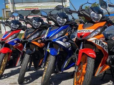 Honda rs150r READY STOCK