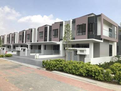 [READY Q1 2020] Freehold Inside Cyberjaya 2 storey Terrace 22x85 House
