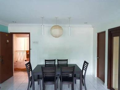 Saujana Apartment, Sungai Buloh, Damansara Damai