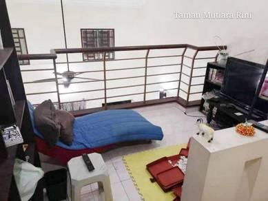 Taman Mutiara Rini / 1.5 storey / 4bedroom / Low Downpayment/