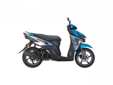Yamaha Avantiz 125 / Yamaha Avantiz New Colour