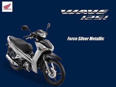 Honda wave 125 i wave125 wave125i - NEW MODEL