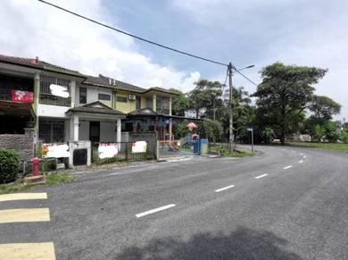 (FACING OPEN, 20x75) Double Sty Putra Perdana - Dekat Sekolah
