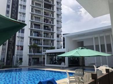 Tamara Apartment Presint 8 Putrajaya, July & August