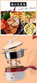 Multipropose 2 Layer Cooker Non Stick Grill Frying