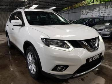 2015 Nissan X-TRAIL 2.0 FULLSPEC TipTop condition