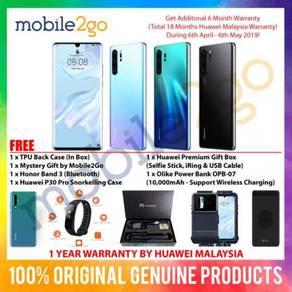 Huawei P30 Pro [256GB ROM/8GB RAM] + FREE GIFT