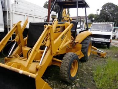 Backhoe super k