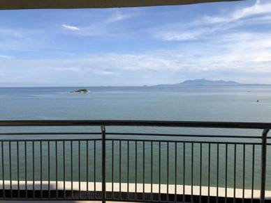 Beachfront Sri Golden Bay Super Condo Tanjung Bungah